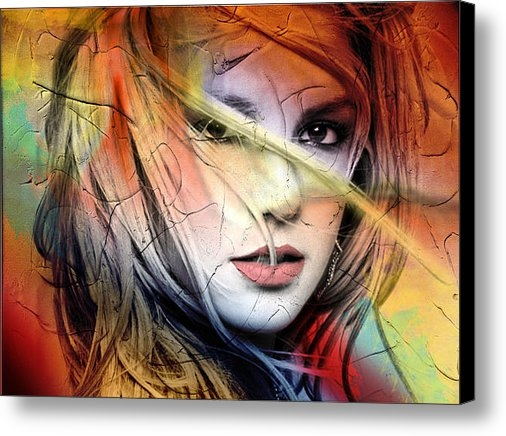 Mark Ashkenazi - Britney-Spears Print
