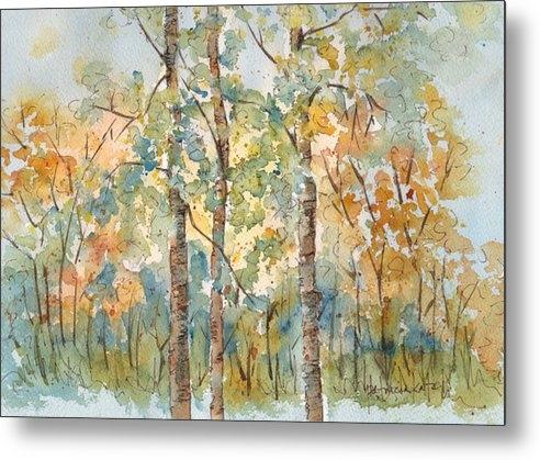 Pat Katz - Deep Woods Waskesiu Print