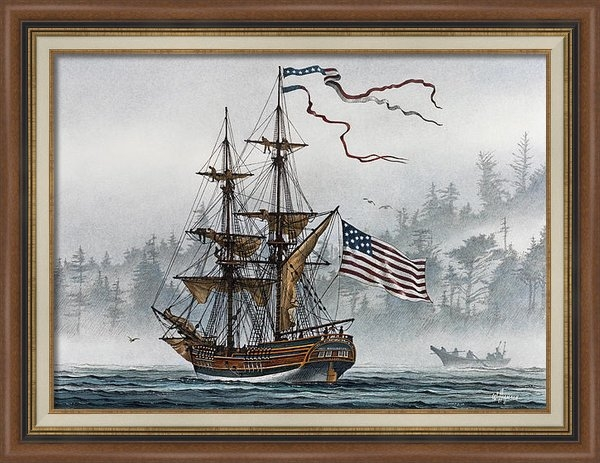 James Williamson - Lady Washington Print