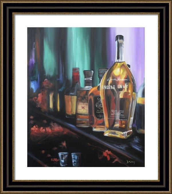 Donna Tuten - Bourbon Bar Print