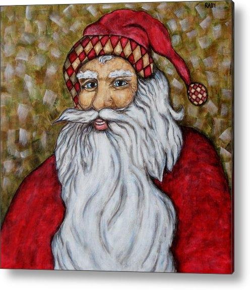 Rain Ririn - Santa Claus Print