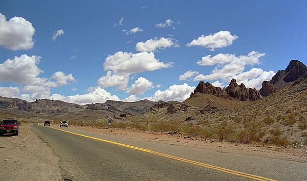 Frank Romeo - Route 66 - Arizona Print
