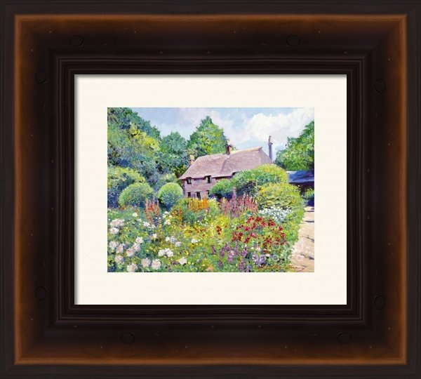 David Lloyd Glover - Thomas Hardy House Print