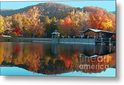 Lydia Holly - Montreat Autumn Print