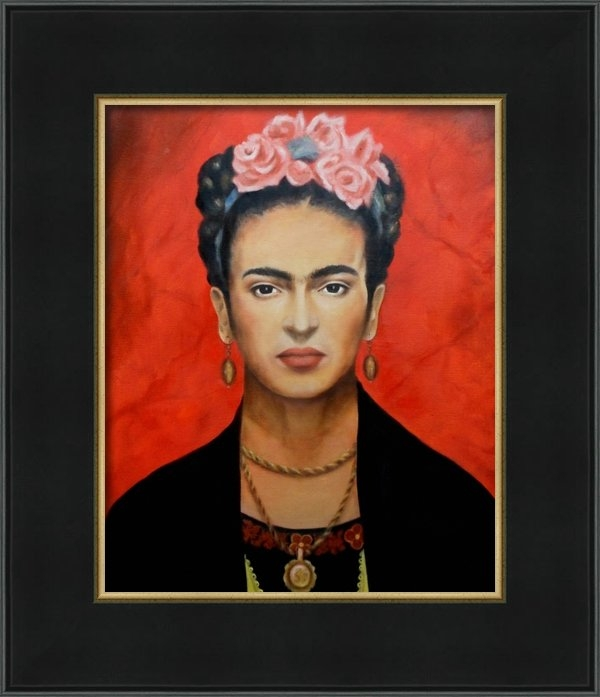 Elena Day - Frida Kahlo Print