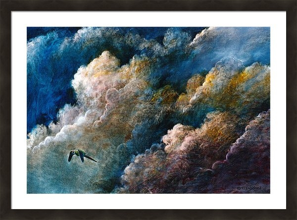 Frank Robert Dixon - Magical Journey Print