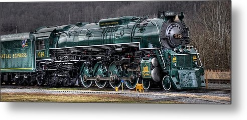 Todd Hostetter - Old Engine 614 Print
