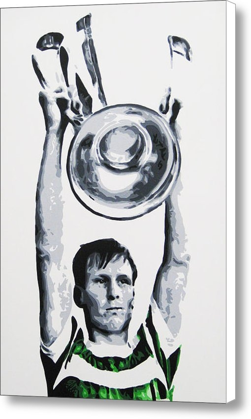 Geo Thomson - Billy Mcneill - Glasgow C... Print