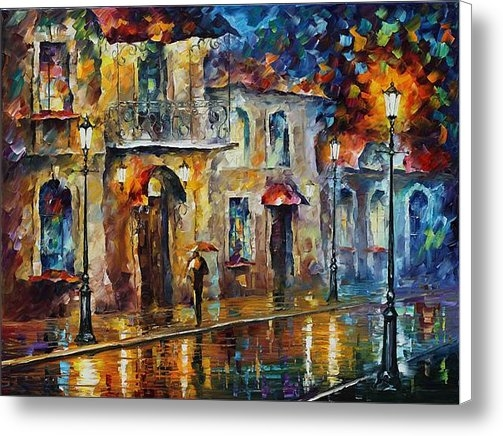 Leonid Afremov - Inspiration of Beauty - P... Print