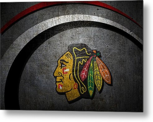 Joe Hamilton - Chicago Blackhawks Print