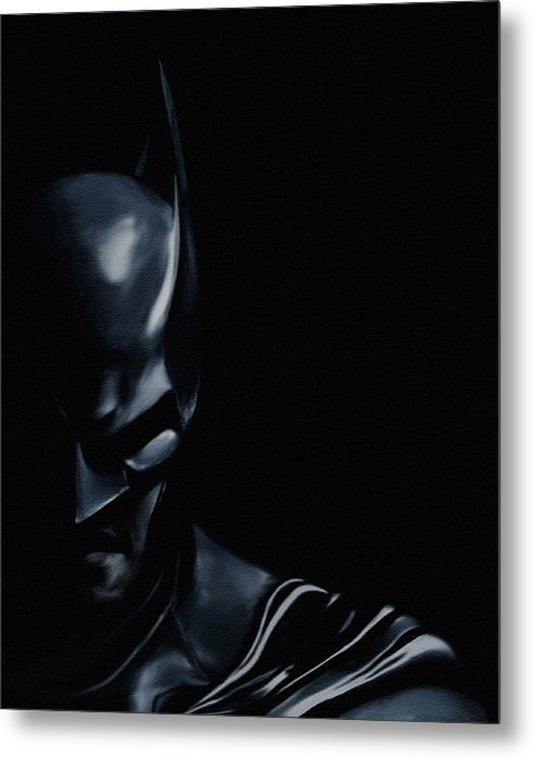 Jeff DOttavio - The Dark Knight Print