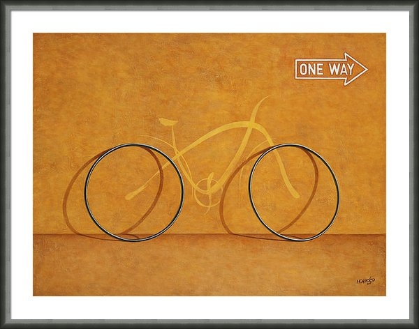 Horacio Cardozo - One Way Print