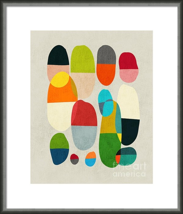 Budi Satria Kwan - Jagged little pills Print