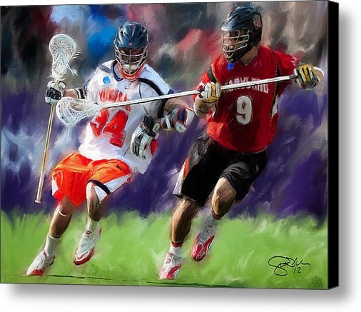 Scott Melby - Maryland close D Print