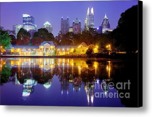 Denis Tangney Jr - Atlanta Print