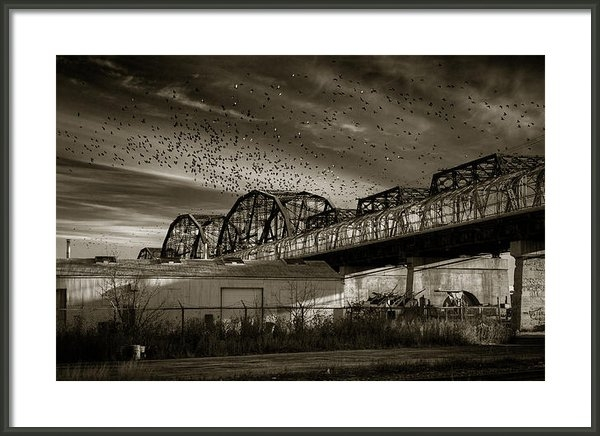 Bryan Scott - Arlington Bridge Print