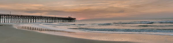 Ginny Horton - Pawleys Island Sunrise So... Print