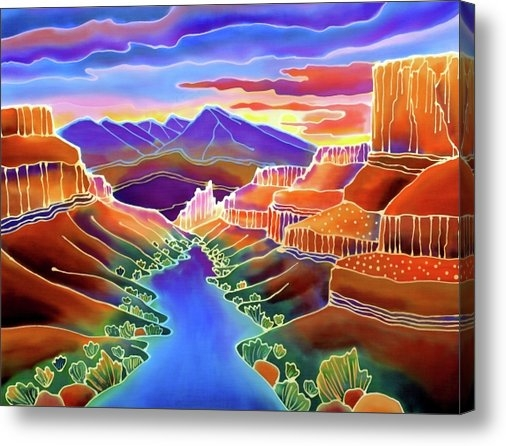 Harriet Peck Taylor - Canyon Sunrise Print