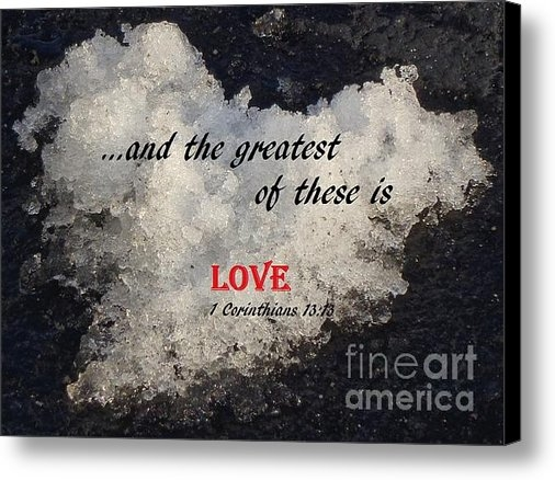 Christina Verdgeline - Love is Great Print