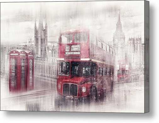 Melanie Viola - City-Art LONDON Westminst... Print