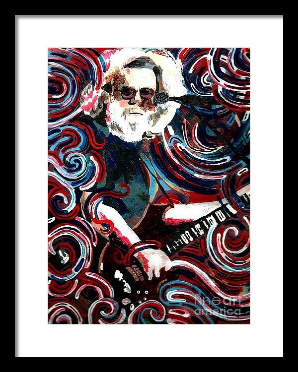 Kevin J Cooper Artwork - Jerome FOUR Print