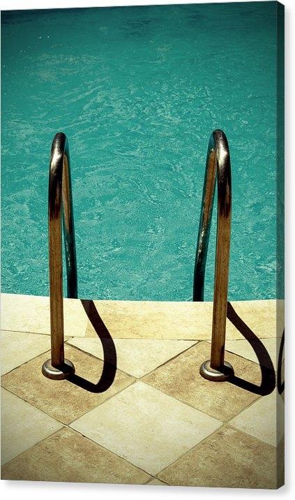 Joana Kruse - Swimming Pool Print