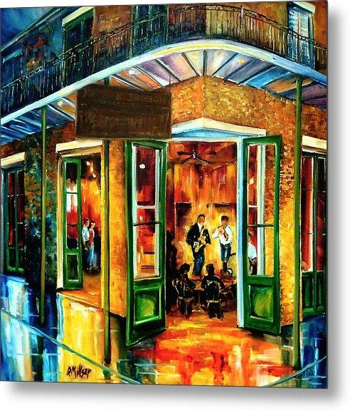 Diane Millsap - Jazz at the Maison Bourbo... Print