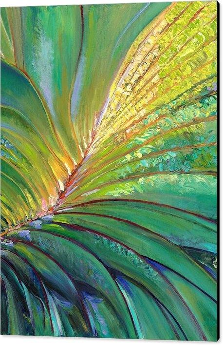Debra Benditz - Palm Print