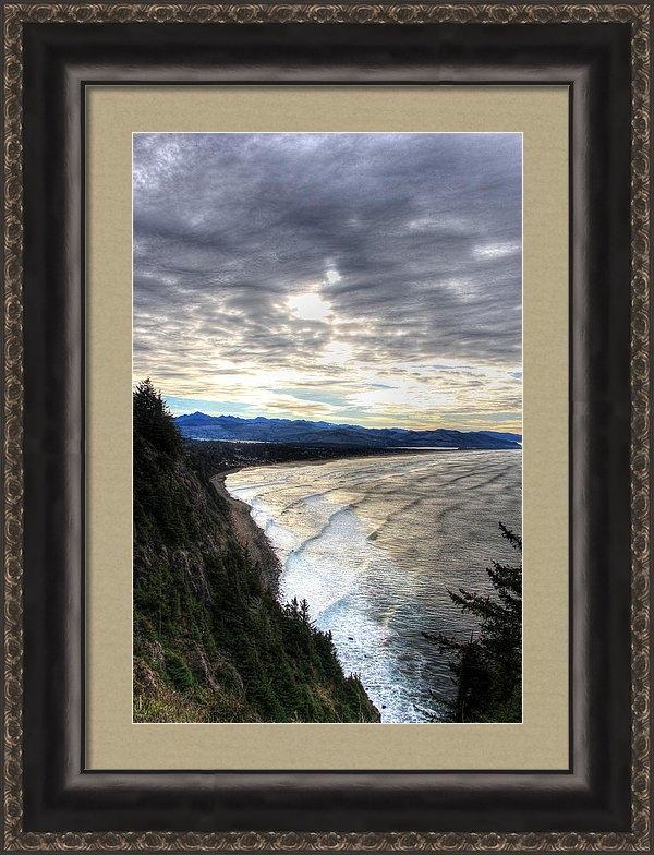 Shannon Louder - Oregon Coast Print