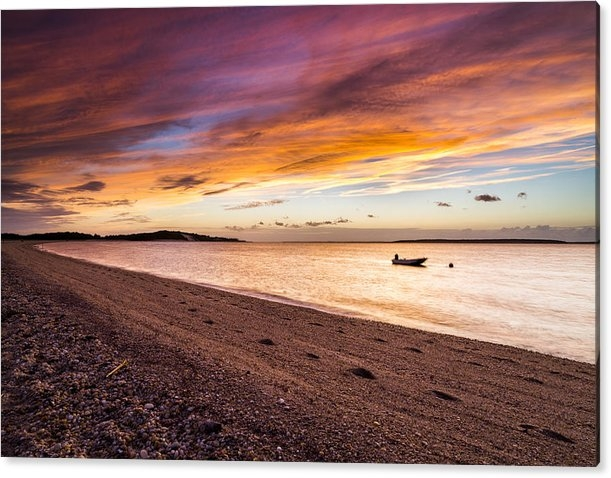 Ryan Moore - Southampton Shores Sunset Print
