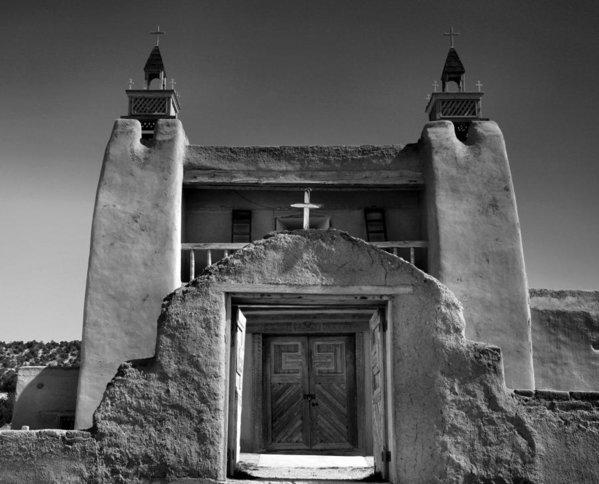 Steven Ainsworth - Gate to San Jose de Graci... Print