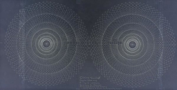 Jason Padgett - Relativity Print
