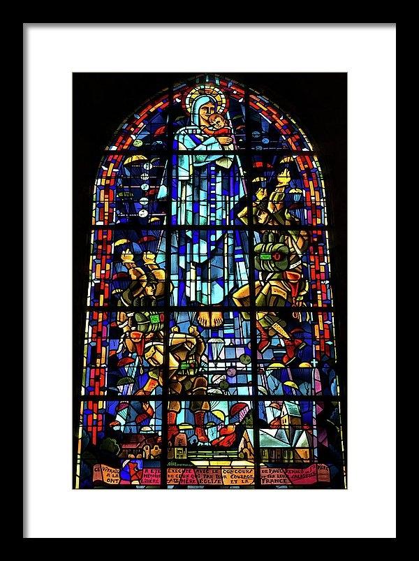 John Daly - Sainte-Mere-Eglise Paratr... Print