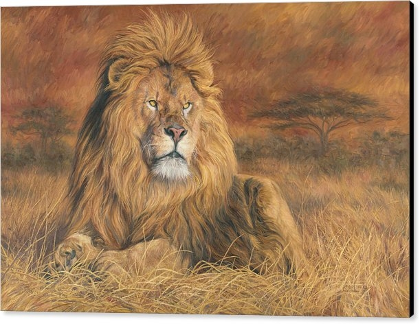Lucie Bilodeau - His Majesty Print