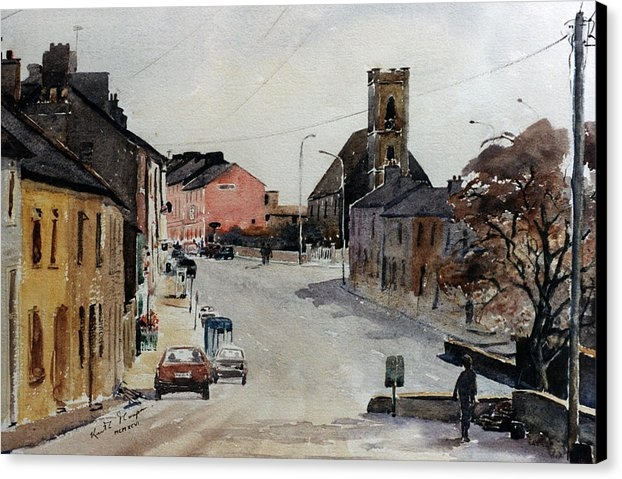 Keith Thompson - Cappoquin County Waterfor... Print