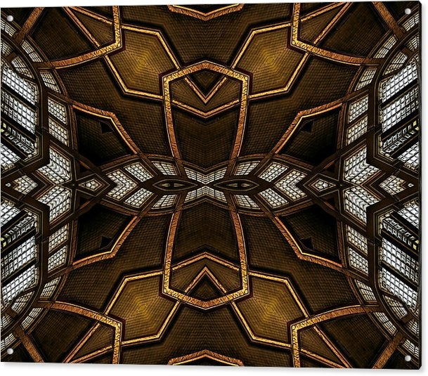 Wendy J St Christopher - After Deco 11 Print