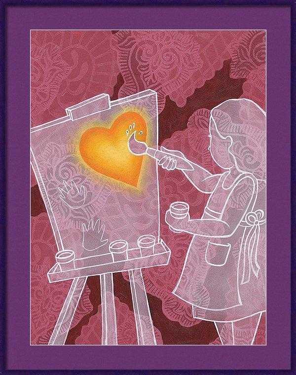Jennifer Mazzucco - You Have Creativity Print