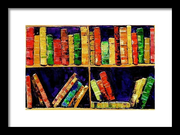 Julia S Powell - Books Matter Print
