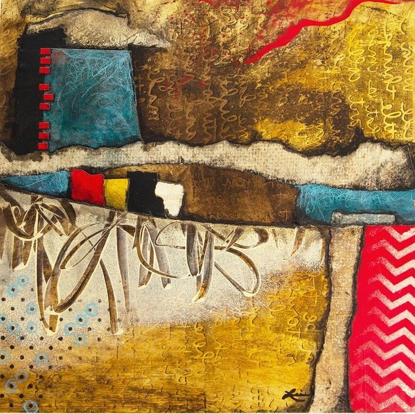 Laura Lein-Svencner - Writings on the Wall  Print