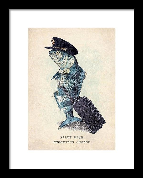 Eric Fan - The Pilot Print