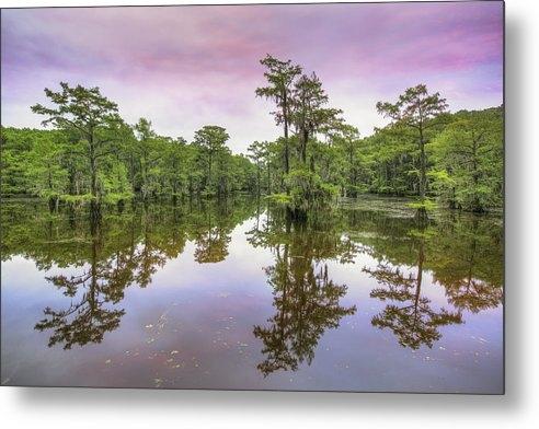 Rob Greebon - Caddo Lake Sunrise 1 Print