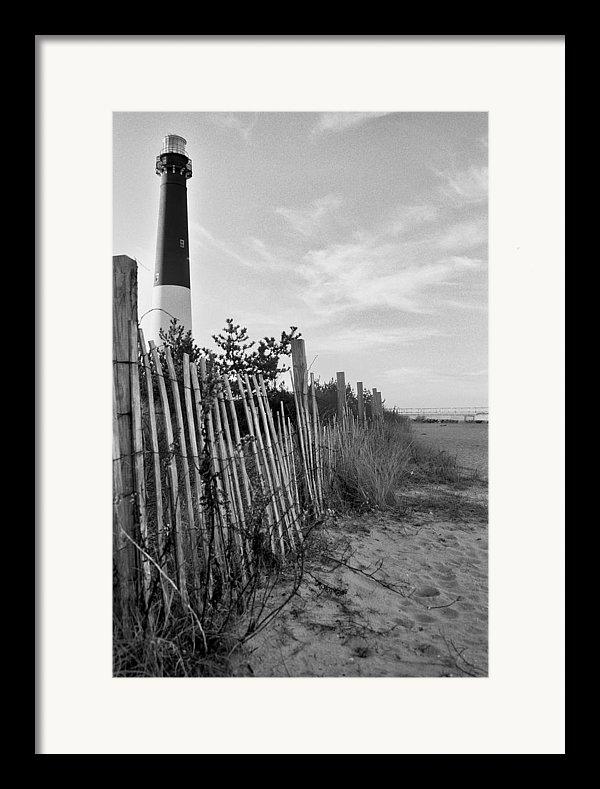 Patric Pross - Lighthouse BW Print