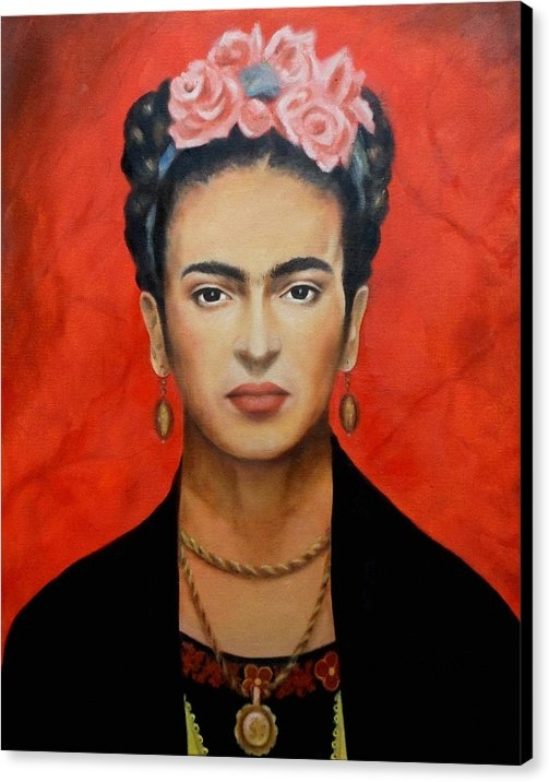 Elena Day - Frida Kahlo Print