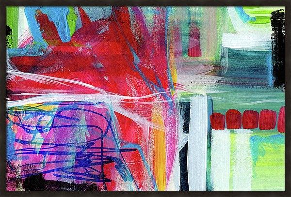 Linda Woods - Circadian Rhythm 3- Abstr... Print