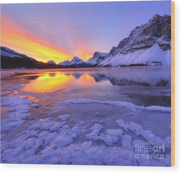 Dan Jurak - November Freeze 2 Print