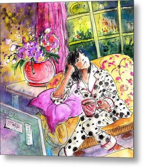 Miki De Goodaboom - About Women and Girls 11 ... Print