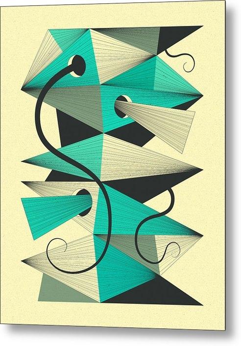 Jazzberry Blue - Interzone 3 Print
