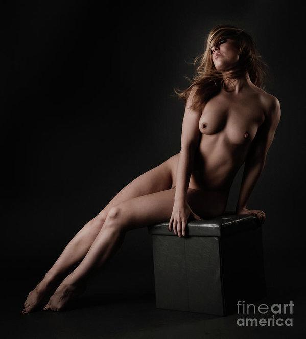 Jt PhotoDesign - Fine Art of a Woman Print