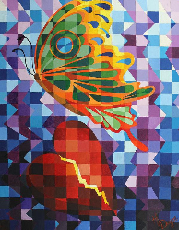 Heidi Dwyer - All Things New Print