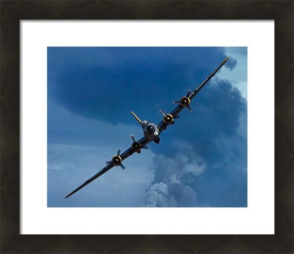 Adam Romanowicz - Boeing B-17 Flying Fortre... Print